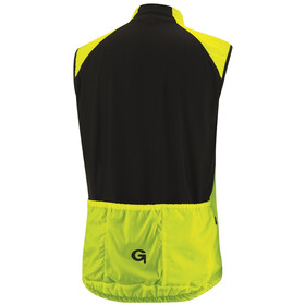 Gonso Grado Wind Vest Men safety yellow